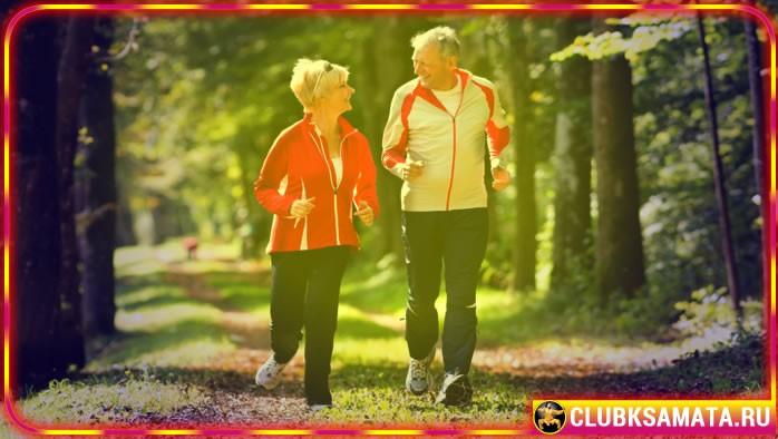 109 - Бег в пожилом возрасте 50+: можно ли заниматься бегом при гипертонии и шейном остеохондрозе