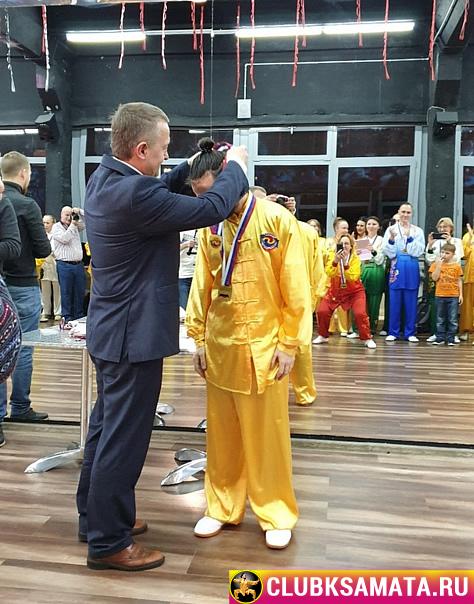 сусак чемпион по гимнастике цигун