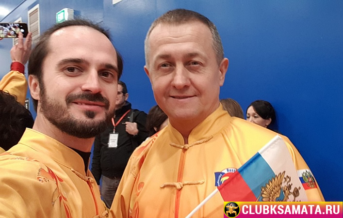 данила владимирович сусак чемпион мира цигун