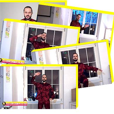 kurs 5urokov - Данила Сусак - гимнастика цигун, упражнения, массаж активных точек
